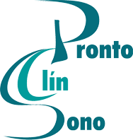 Logo ProntoClinSono
